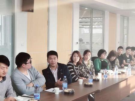 同交流,共发展 | 高阳&兑吧企业交流会